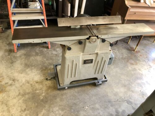 "Oliver 8"" Jointer, model #144 BD in EXCELLENT shape"