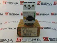 Klockner Moeller PKZM0-10 Manual Motor Starter 6.3-10A, 50/60Hz **NEW**