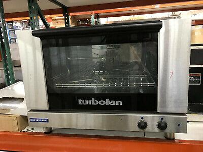 Moffat E27m2 Turbo Fan Full Size Electric Countertop Convection Oven Demo