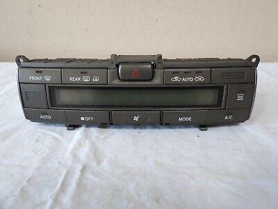 01 02 03 04 05 06 Lexus ls430 AC ATC Temp Heater Climate Control Module OEM