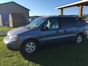 2004 FORD FREESTAR - LOCATED AT SUNDRE