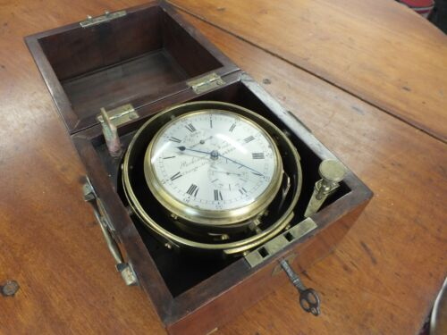 Antique Parkinson & Frodsham Marine Chronometer