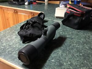Diamond back spotting scope.