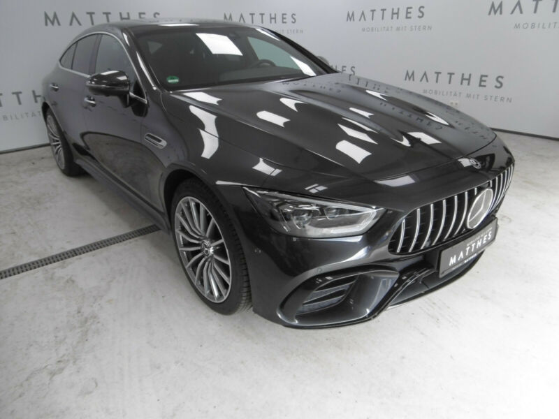 Mercedes-Benz AMG GT 53 4M+ - DAB TrackPace Memo Keyless