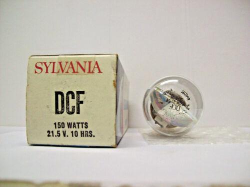 DCF Projector Projection Lamp Bulb  SYLVANIA  Brand *AVG.10-HR LAMP* *READ DESC*