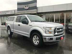 2015 Ford F-150 XLT 4WD ECOBOOST MATCHING CANOPY ONLY 122KM