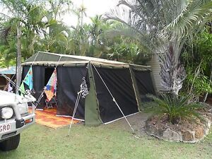 Mountain Trail Camper Trailer Rockhampton Rockhampton City Preview