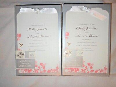 Gartner Studios100 Print Your Own Wedding Invitations 81394 Coral Botanical](Print Your Own Wedding Invitations)