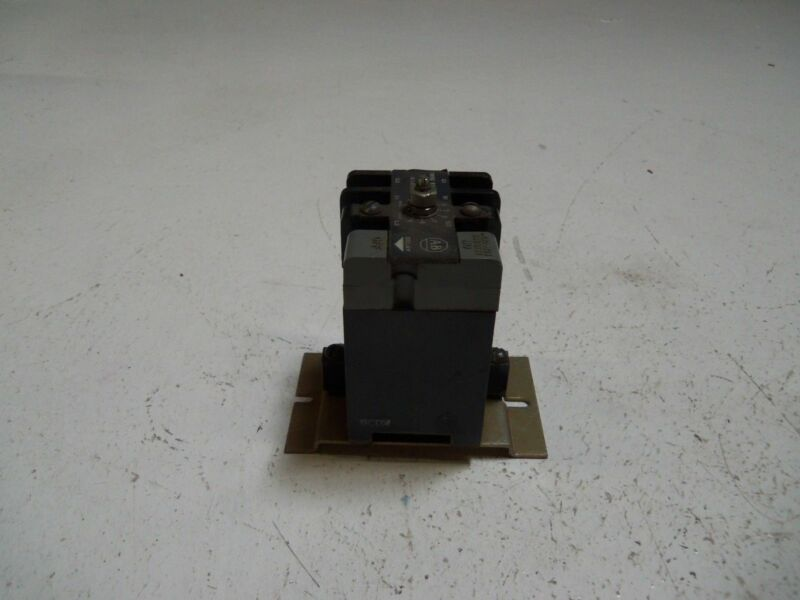 ALLEN-BRADLEY 852S-NSA SER. F SOLID STATE TIMING RELAY *USED*
