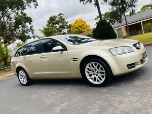 2008 HOLDEN COMMODORE VE 60TH ANNIVERSARY SPORTS WAGON LONG REGO Camden Camden Area Preview