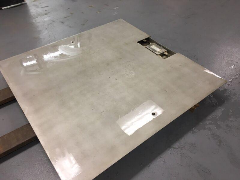 Mettler-Toledo Model 2158 Stainless Steel Floor Scale