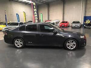 FORD FALCON  XR6  MY10 SEDAN UPDATE FAST FINANCE OR RENT TO OWN Arundel Gold Coast City Preview