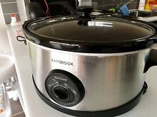 Kambrook Slow Cooker 6 Litre Sunbury Hume Area Preview