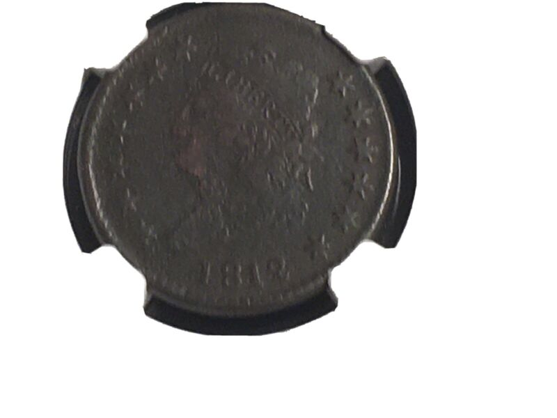 1812 Large Cent NGC Vf Corrosion A Third Of the Price Of NP Coin