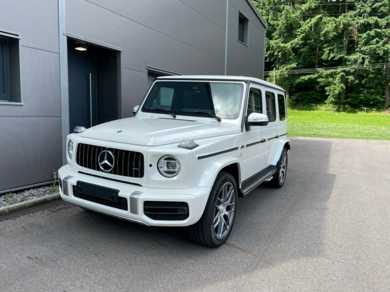 Mercedes-Benz G 63 AMG Mercedes-AMG / ready in stock
