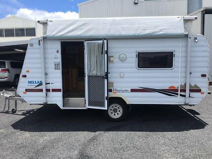 2003 16' Millard Horizon Pop Top single axle caravan Forest Glen Maroochydore Area Preview