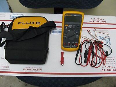 Fluke 87-5 87-v Industrial True Rms Digital Multimeter