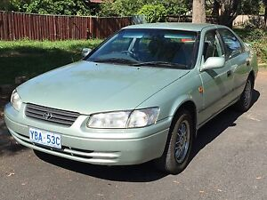 PRICE DROP - 2000 Toyota Camry  - 3L V6 Auto Flynn Belconnen Area Preview