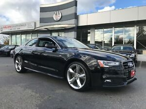 2013 Audi A5 Premium Quattro AWD S-Line Only 65, 000Km
