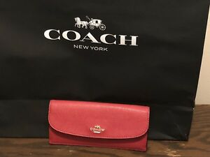 COACH wallet - never used!!
