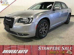 2018 Chrysler 300 S AWD, S EDITION, LOADED
