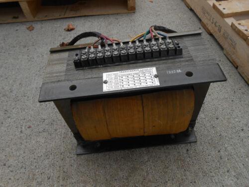 RELIANCE ELECTRIC 63894-UA TRANSFORMER