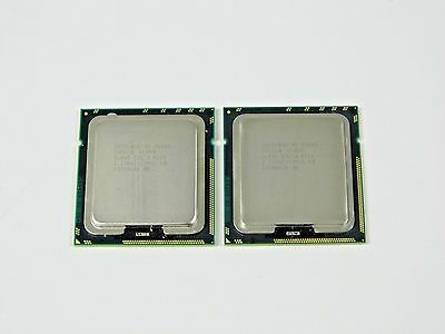Matching Pair of Intel Xeon X5680 3.33GHz Six Core Processor - SLBV5