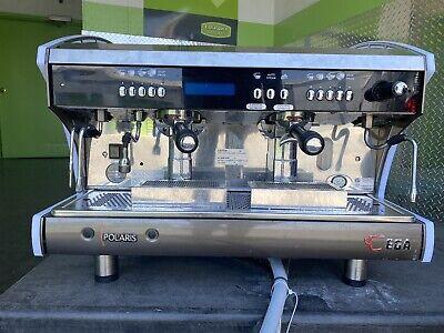 Wega Polaris Evd 2n As 2 Group Standard Commercial Espresso Coffee Machine