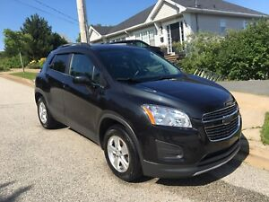 2013 Chevy Trax AWD