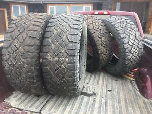 Studded 325/60R20 Duratrac Wranglers*NO EMAILS*