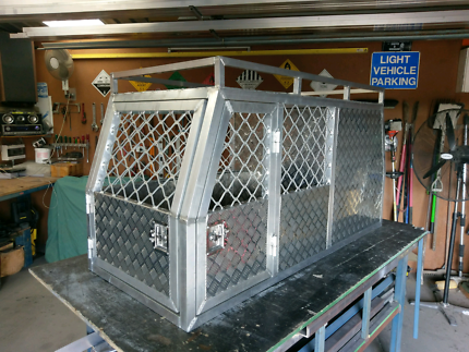 Dog Cages Custom Made For Your Ute