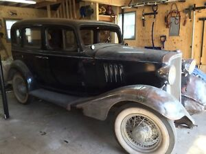 1933 Chevy master 6 for sale