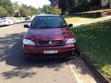 Holden Astra 2002 in gr8 condition Pendle Hill Parramatta Area Preview