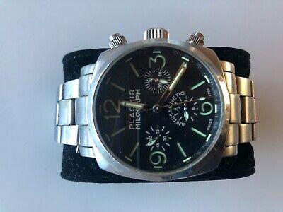 RXW Plasmir Milgraph 7750 wristwatch