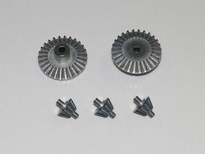 Gear Diff Bevel Gears - NEW TAMIYA BLACKFOOT/MONSTER BEETLE Diff Gears Bevel MUD BLASTER TEJ6