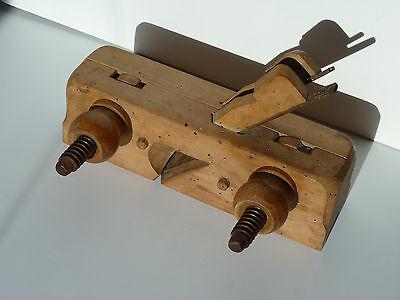 Antique Wooden carpenter plane grater