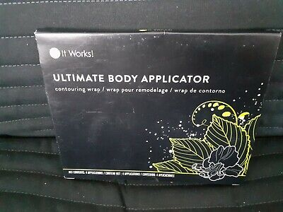 ULTIMATE BODY APPLICATOR IT WORKS!