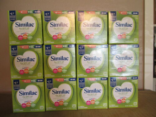 Similac For Spit-Up Infant Formula (84oz total), expires JULY 2022