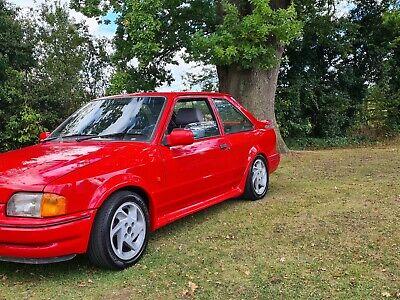 Ford escort rs turbo xr3i