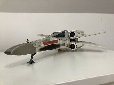Original Vintage Star Wars X-Wing Fighter Ship Tonka Corp 1995 Rare