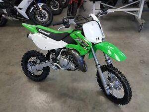 2018 Kawasaki KX65 Financing Available OAC