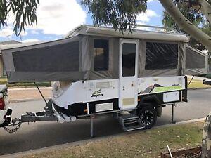 2013 Jayco Hawk Outback