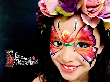 Face painter & Balloon Twister - Fantasy Metamorfaces