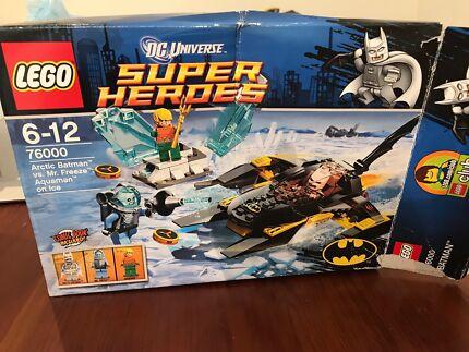 LEGO 76000 Artic Batman vs. Mr Freeze