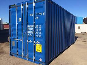 20' High Cube Shipping Container / Sea Container Midvale Mundaring Area Preview