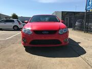 2009 Ford XR6 WITH REGO AND RWC   WARRANTY SAVE $$$ HERE $$$$ Melton Melton Area Preview