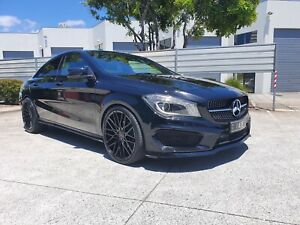 2014 MERCEDES-BENZ CLA 200 AMG SPEC 5 MONTHS REGO & RWC IMMACCULATE CONDITION  Biggera Waters Gold Coast City Preview