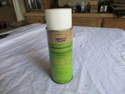 Vintage Deutz Allis Penetrating Oil Can Full 14 Oz. Only 1 On Ebay Lot 20-97