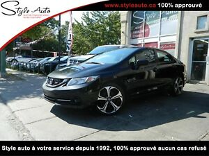 2014 Honda Civic Sedan Si TOIT NAV CAM