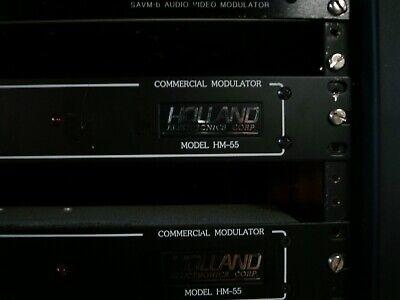Blonder Tongue Savm-b Audio Video Smatv Modulator 600w Max 4.5mhz In